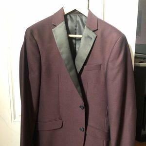 Kenneth Cole Reaction Slim Tux Jacket 38R